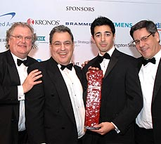The Manufacturer of The Year Awards Presentation