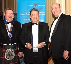 Scottish Engineering Presidents Award for Achievement